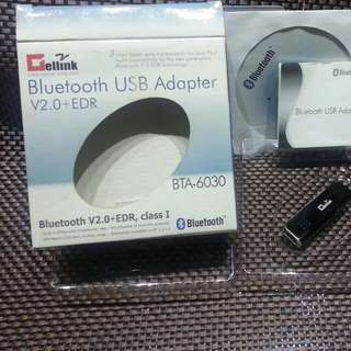 Bluetooth Usb Adapter Ver 2.0+EDR