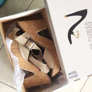 (RE-PRICE) Mic's Wedges