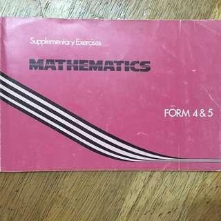 $15 Maths 數學 DSE CE 練習