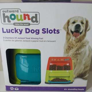 Outward Hound Lucky Dog Slots
