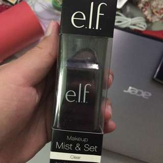 Elf: Makeup Mist & Set