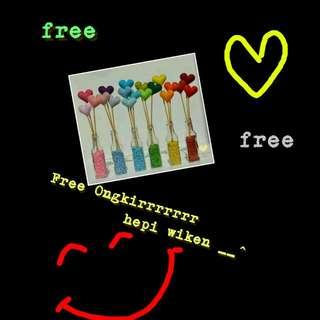 Ongkir Free Week End Promo