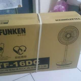 DC電流風扇