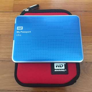 Western Digital 1TB Hard Disk Drive (RESERVED)