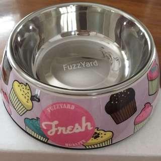 Brand New Fuzzyard Dog Bowl Cupcake Small