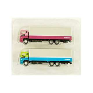 [N 1/150] Japanese Truck Set K2 [Tomytec] NEW