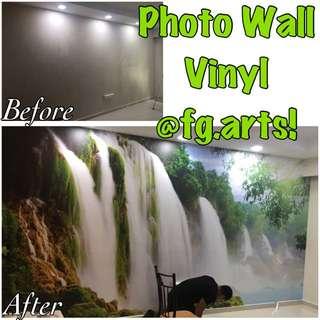 Photo Wall Vinyl