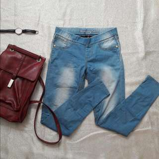 🌻REPRICED🌻 Crissa - Fitted Jeans