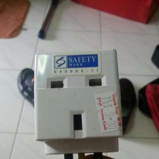 adaptor socket
