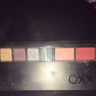 Oxx Eye And Cheek Palette