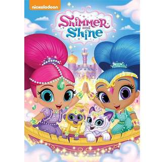 BN DVD: Nickelodeon Shimmer and Shine