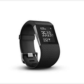 Perfect Condition FITBIT Surge XL