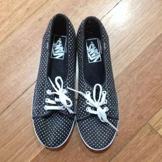 Vans Polka Dot Shoes