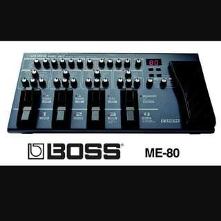 (Reserved)Boss Me80