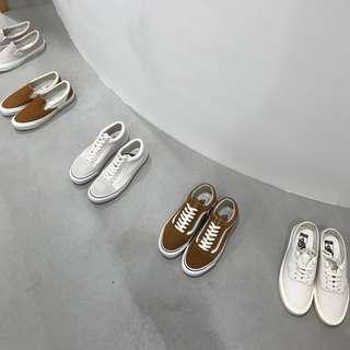 日本代購 Vans駝色麂皮款