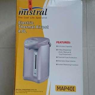 Electric Thermal Airpot (4l)
