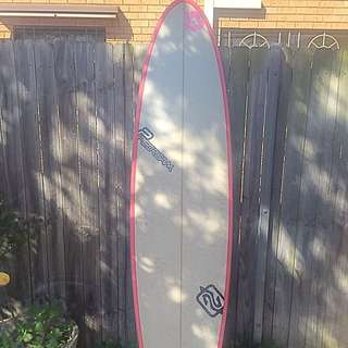 Murray Bourton Pipedream Surfboard for sale
