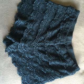 Crotchet Shorts