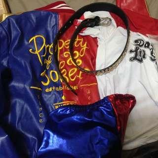 小丑女海莉奎恩 整套服裝 萬聖節