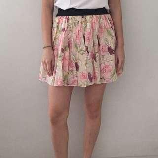 Nyla Floral Skirt