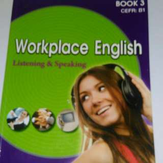 Workplace English💞