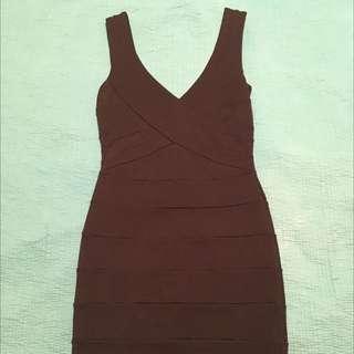 Ladies Bandage Dress