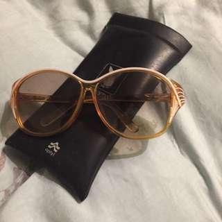 降價中)Playboy 超復古古著太陽眼鏡