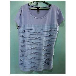 ON SALE! Ann Taylor blue shirt