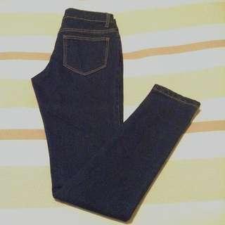 Denim Skinny Jeans (Size 8)