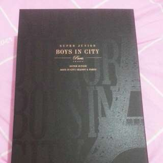 Super Junior boys in city4 巴黎寫真