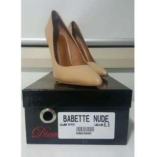 PENDING Diavolina Babette Heels