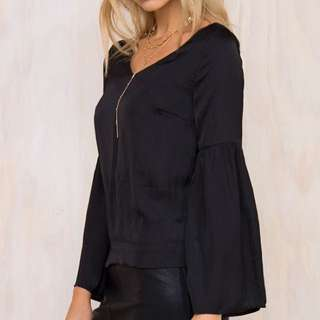 Mink Pink Pretty Pair Top Size S