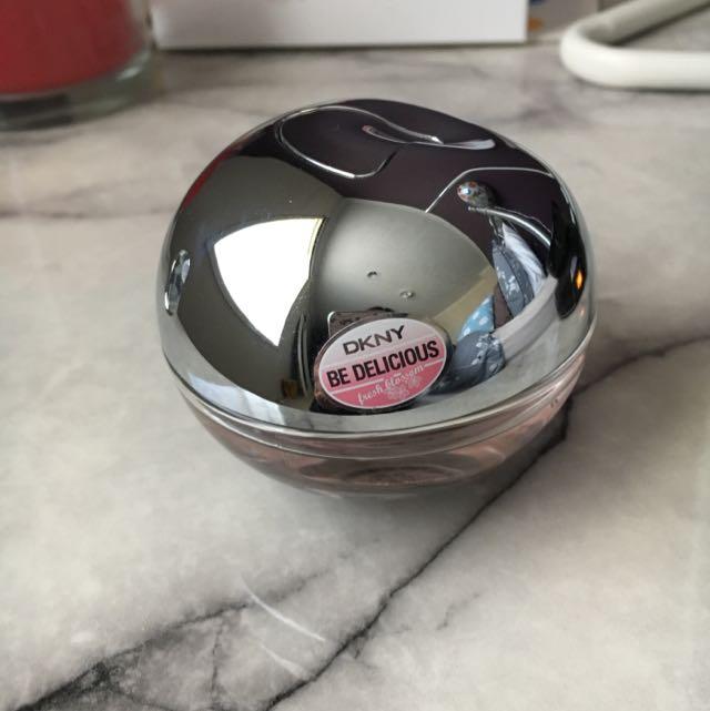 2x DKNY Be Delicious Fragrances EDP 50ml