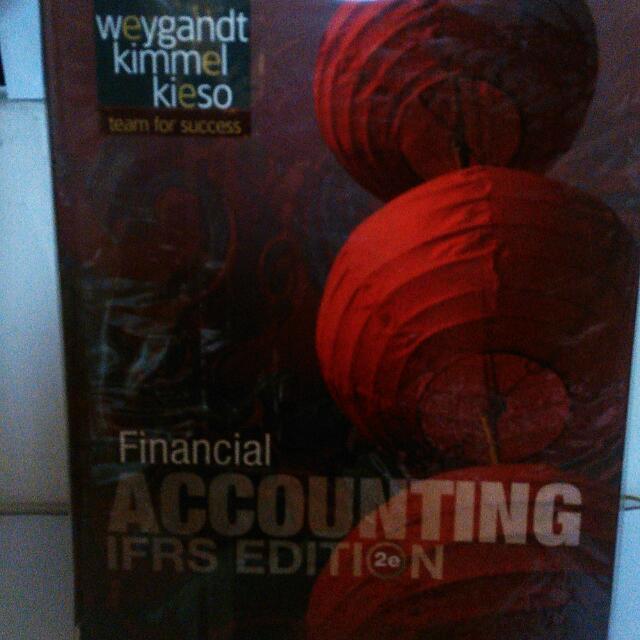 初等會計用書💞Financial accounting IFRS