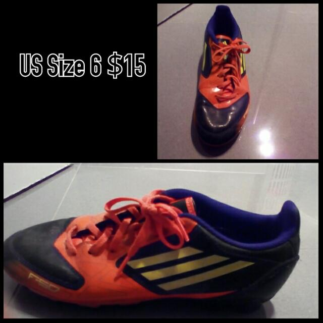 Addidas Touch Boots