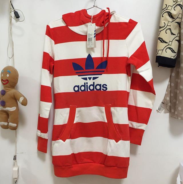 Adidas Original Long Hoodie Sweatshirts