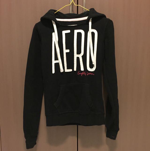 Aero Hoodie Pull Over