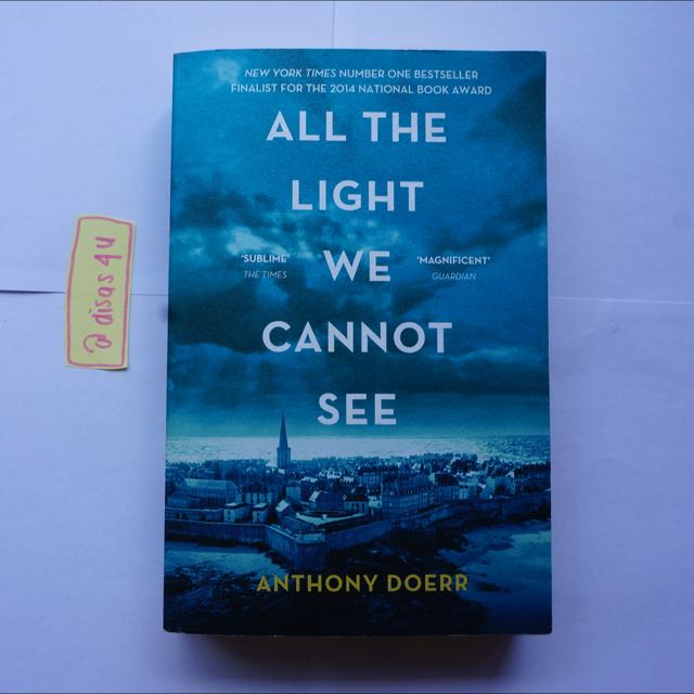 All The Light We Cannot See - Anthony Doeer // English