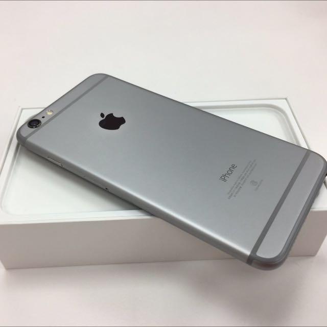 🍎Apple iPhone 6 Plus 64g 太空灰