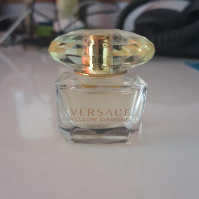 Authentic Versace Mini Perfume