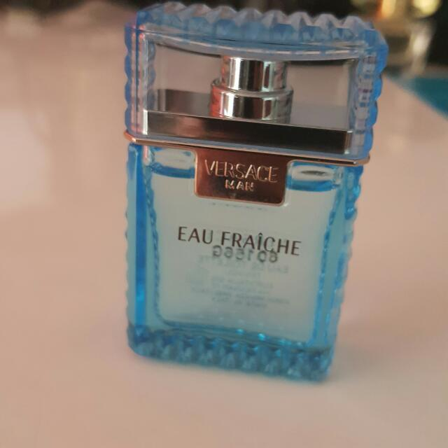 Authentic Versace Mini Perfume (For Men)