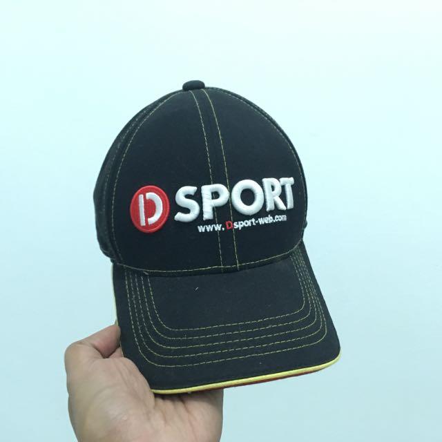 Cap Original Daihatsu D-Sport