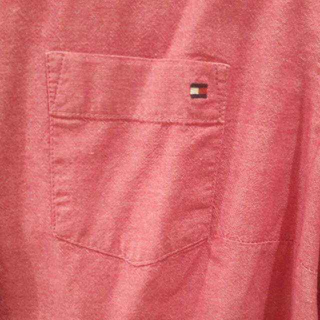 Collard Shirt Tommy Hilfiger