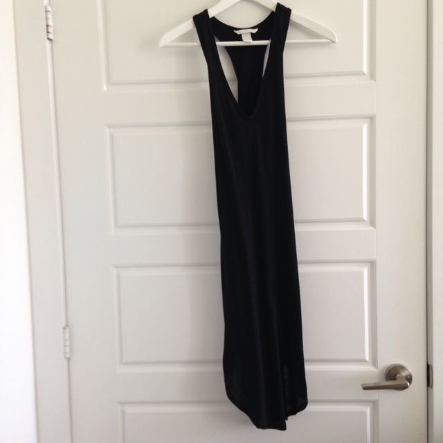 Cotton Midi Dress H&M