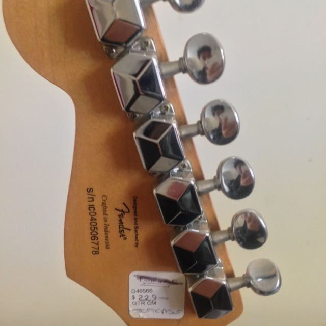 Fender Bullet Electric guitar