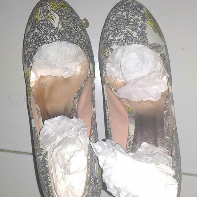 Gosh Shoes - Flower Pattern