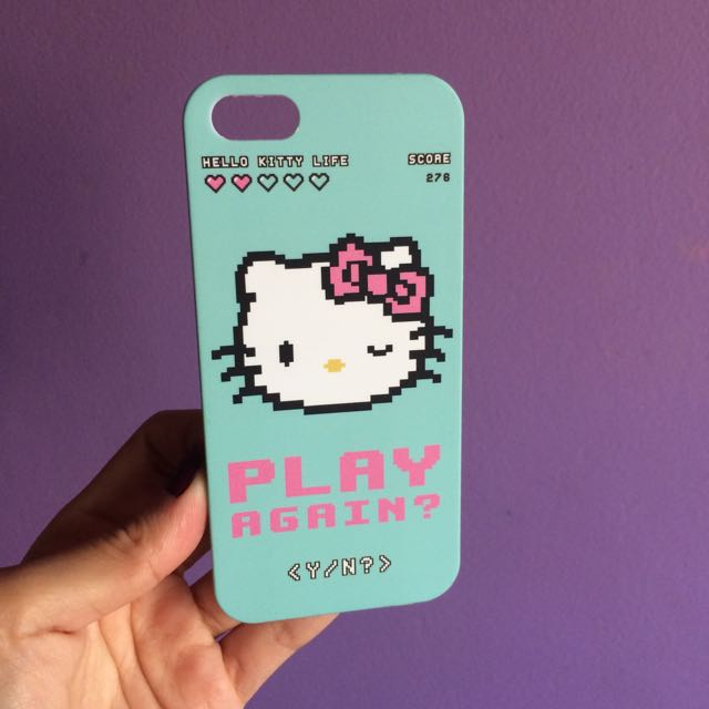 Hello kitty iPhone 5/5s Case