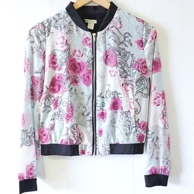 HnM Concious Collection Bomber Jacket