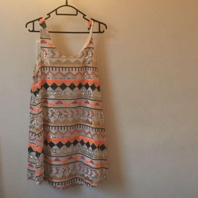 Hunt No More Size 10 Dress