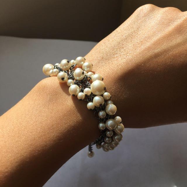Ivory Beads Bracelet